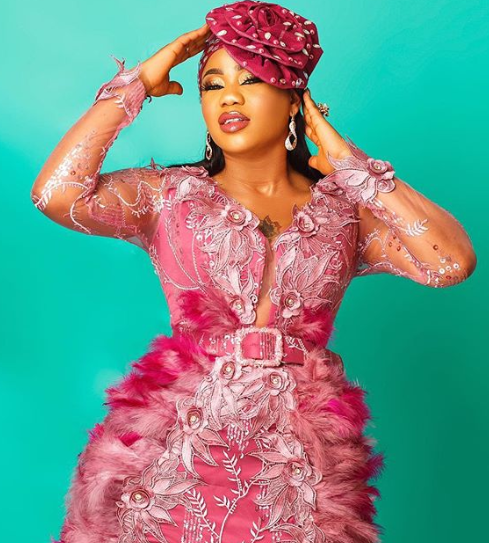 Serial Entrepreneur, Toyin Lawani Drops Jaws As She Steps